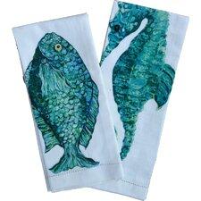 Creatures Tea Towels (Set of 2)