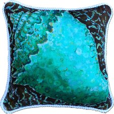 <strong>My Island</strong> Conch Shell Cotton Pillow