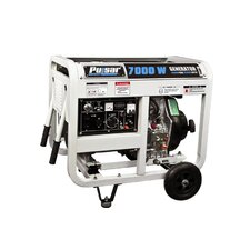 <strong>Pulsar Products</strong> Diesel Peak 7,000 Watt Generator