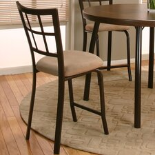 "<strong>Cramco</strong> Vision 24"" Bar Stool with Cushion"