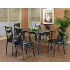 Dorado 7 Piece Counter Height  Dining Set