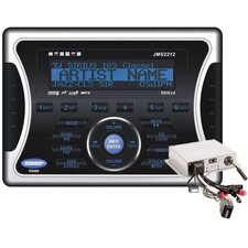 Waterproof AM / FM / USB / iPod / Weatherband / Sirius Satellite Ready Stereo