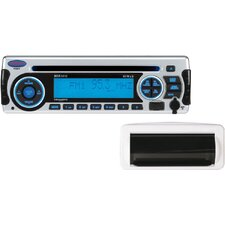 <strong>Jensen Marine</strong> AM / FM / CD / iPod / USB Sirius Satellite Ready Stereo