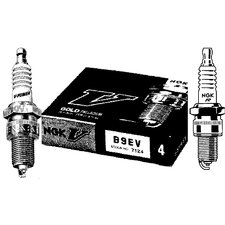 NGK Spark Plugs (Set of 25)