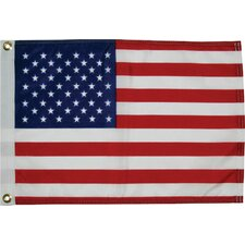 Dyed 50-Star American Traditional Flag