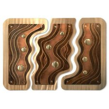 Jon Gilmore Copper Creek Wall Décor (Set of 3)