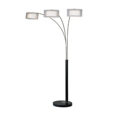 Amarillo 3 Light Arc Floor Lamp