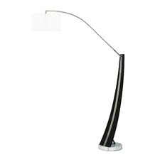 Planar Arc Floor Lamp