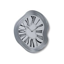 JG Stretching Time Wall Clock