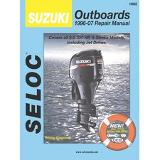 Suzuki Outboard, 1996 - 2007 Repair and Tune-Up Manual