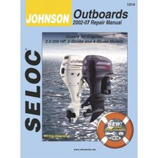 Johnson Outboard, 2002 - 2007 Repair and Tune-Up Manual