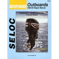 Mercury, Mariner Outboard, 1990 - 2000 Repair and Tune-Up Manual