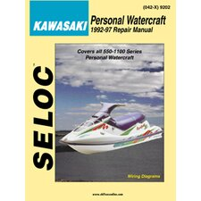 Kawasaki Personal Watercraft, 1992 - 1997 Repair and Tune-Up Manual