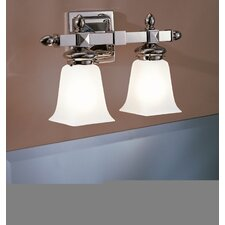 Cumberland 2 Light Vanity Light