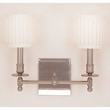 <strong>Hudson Valley Lighting</strong> Palmer 2 Light Vanity Light