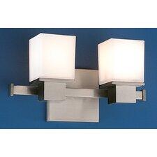 Milford 2 Light Vanity Light