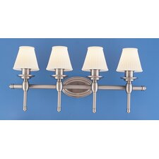 <strong>Hudson Valley Lighting</strong> Orleans 4 Light Vanity Light