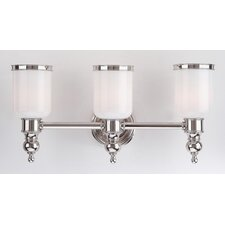 <strong>Hudson Valley Lighting</strong> Chatham 3 Light Vanity Light