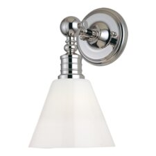 <strong>Hudson Valley Lighting</strong> Darien 1 Light Wall Sconce
