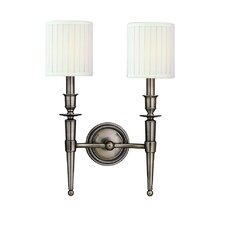 Abington 2 Light Wall Sconce