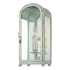 Oxford 1 Light Candle Wall Sconce