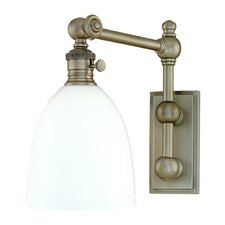 Monroe Swing Arm Wall Lamp