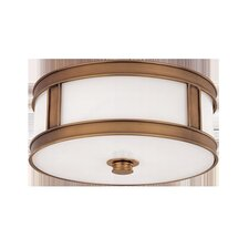 <strong>Hudson Valley Lighting</strong> Patterson 3 Light Flush Mount
