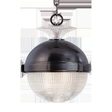 Winfield 1 Light  Globe Pendant