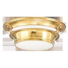 Ashland 2 Light Flush Mount