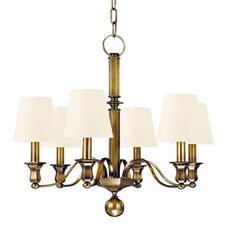 Charlotte 6 Light Chandelier