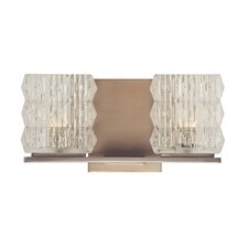<strong>Hudson Valley Lighting</strong> Torrington 2 Light Bath Vanity Light