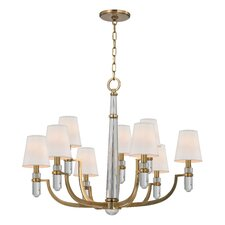 Dayton 9 Light Chandelier