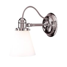 <strong>Hudson Valley Lighting</strong> Adjustables 1 Light Bath Vanity Light
