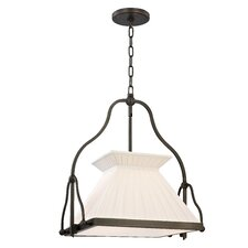 <strong>Hudson Valley Lighting</strong> Clifton 1 Light Chandelier
