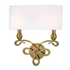 Pawling 2 Light Wall Sconce