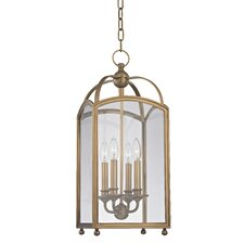 <strong>Hudson Valley Lighting</strong> Millbrook 4 Light Pendant