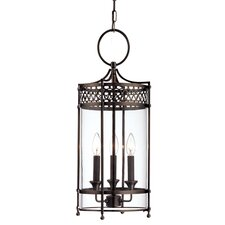 <strong>Hudson Valley Lighting</strong> Amelia 3 Light Mini Foyer Pendant
