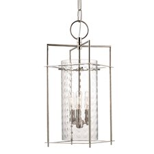 <strong>Hudson Valley Lighting</strong> Esopus 3 Light Foyer Pendant