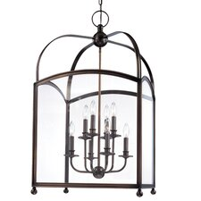 Millbrook 8 Light Foyer Pendant