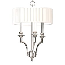 Mercer 3 Light Drum Pendant