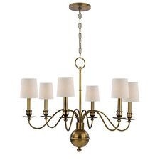 Cohasset 6 Light Chandelier