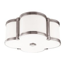 <strong>Hudson Valley Lighting</strong> Chandler 2 Light Flush Mount