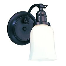 Morgan 1 Light Wall Sconce