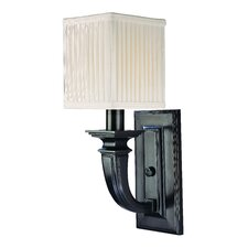 <strong>Hudson Valley Lighting</strong> Pheonicia 1 Light Wall Sconce