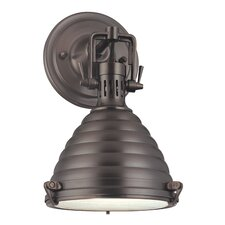 Naugatuck 1 Light Wall Sconce