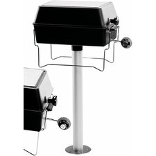 Barbecue Grill with Pedestal