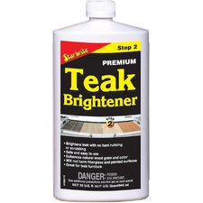 Premium Teak Brightener