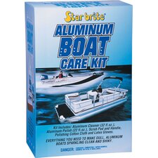 Aluminum Pontoon Care Kit