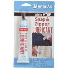 Snap and Zipper Lubricant