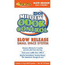 M2DG Small Area Slow Release Mildew Odor Control